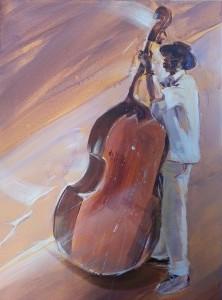 Musique à Cuba 70 x 50