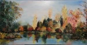 Giverny n° 340 x 80