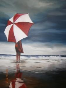 Ombrelles et Parapluies n° 1 - 70 x 50