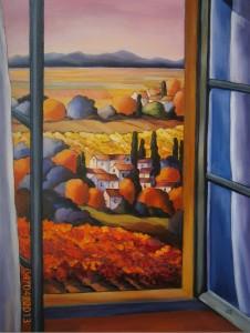 Village Provençal n° 670 x 50
