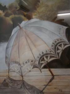Ombrelles et parapluies n° 9 50 x 40